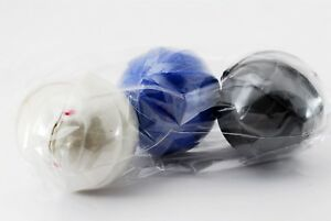 BANDAI Pill bugs Gashapon Complete 3 mini Figure DANGO-MUSHI Toys