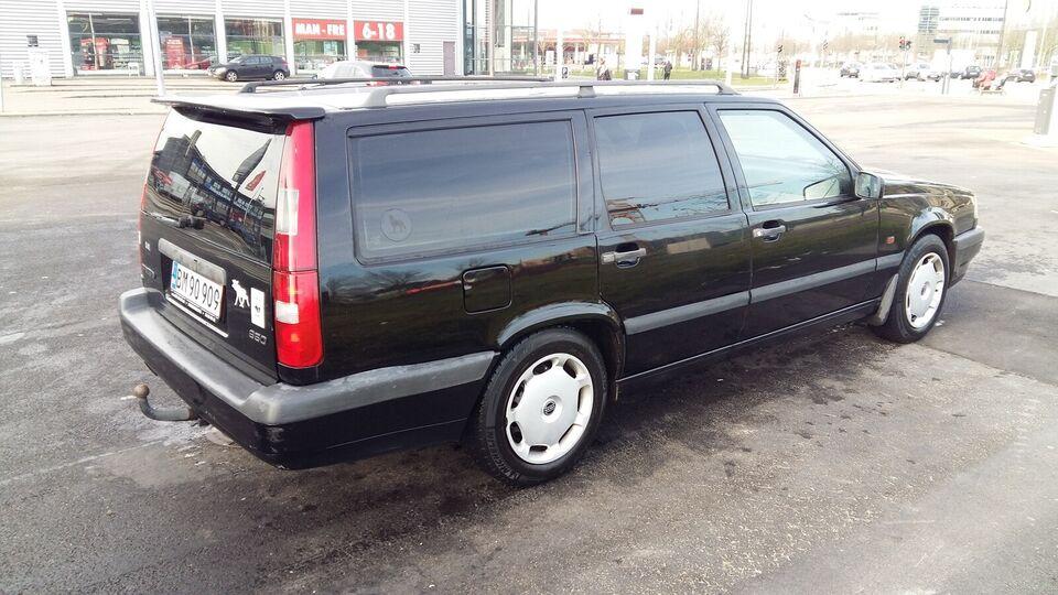 Volvo 850, 2,5 GLE stc., Benzin