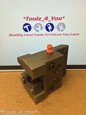 25mm  x 50mm Lathe Turning Holder For CNC Lathe Tool Turret Bolt Type