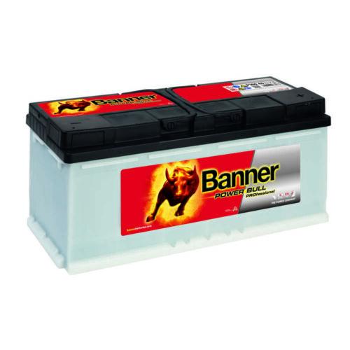 800A 12Volt P10040 Banner Power Bull PRO Professional Autobatterie 100Ah