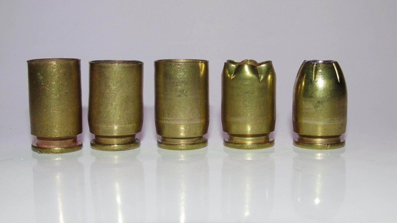 Btsniper Premium 45 Cal JHP bala Swage muere
