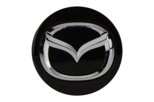"2013-2016 Mazda 3 5 6 CX-5 CX-9 MX-5 Miata 17/"" Alloy Wheel Center Cap w//Logo OEM"
