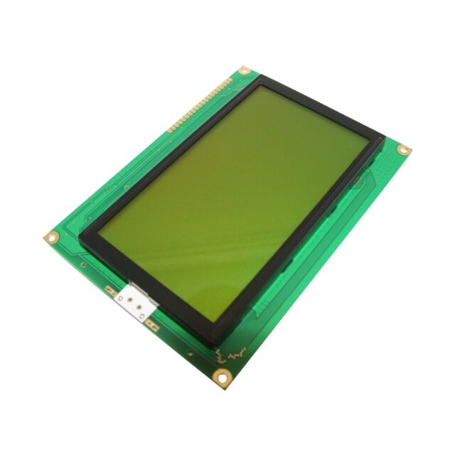 Pantalla LCD STN positivo RG240128B-YHY-M gráfica 240x128 Led Verde