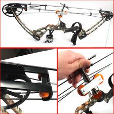 2pcs  Portable Metal Quad Bracket for Compound Bow Bow Press Hunting Archery