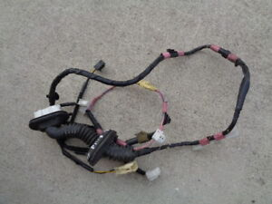 2011 Toyota Prius Rear Door Harness Wiring Wire Wires Cord Left Driver Side Oem Ebay