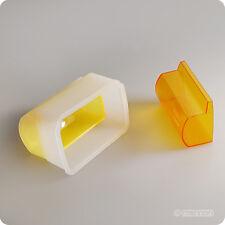 Mennon Bounce Camera Flash Diffuser Cap Cover w/ Color Filter for Nikon SB600
