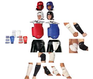 Spann  Knöchelschützer Stoff von Kwon Taekwondo Ju Jutsu Kickboxen Karate