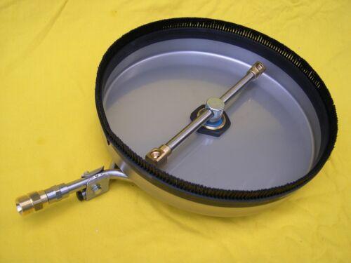 Bodenreiniger 310mm Fliesenreiniger M22 für Kränzle Hochdruckreiniger Edelstahl