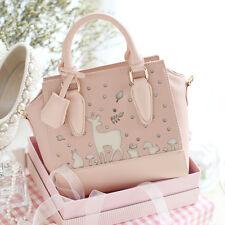 Pink Sweet Lolita Mori Girl Deer Princess Handbags Messenger Bag Shoulder Bags