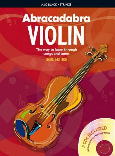 1 of 1 - Abracadabra Violin: The Way To Learn Through Songs... by Davey, Peter 1408114615