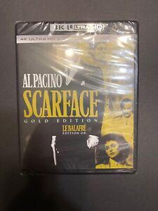 Scarface-Gold-Editon-Blu-ray-4K-UHD-Inc-DC-BRAND-NEW-Al-Pacino-No-Slip
