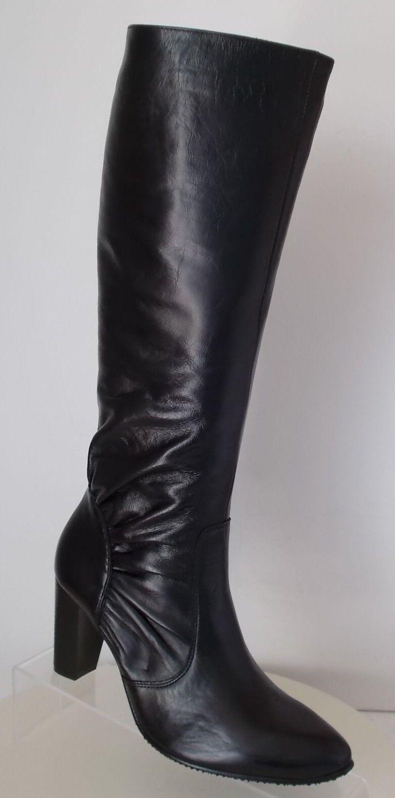 Exklusive Damen Stiefel Stiefel Stiefel  Echtleder f4f0c8