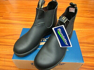 BLUNDSTONE 510 Voltan Black Leather Boots New with Box and Inner Sole   eBay
