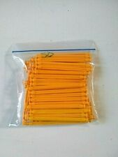 "300 KNEX YELLOW RODS 3 7//16/"" Pieces Bulk Standard K/'nex Replacement Parts Lot"