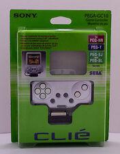 Sony Clie PEGA-GC10 Game Controller for PEG- NX, NR, T, SJ, SL Series Handhelds