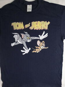 Tom and Jerry Cartoon Chase T-Shirt