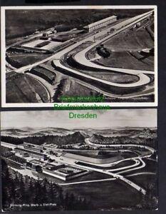 119935 2 ak n rburgring bei adenau n rburg 1935 luftbild start ziel nordkehre ebay. Black Bedroom Furniture Sets. Home Design Ideas