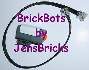 Lego Mindstorms Touch Sensor NXT 9797 9843 8527 8547 Working