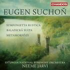 Metamorphosen/Sinfonietta Rustica/+ von Estonia National SO,N. Järvi (2015)
