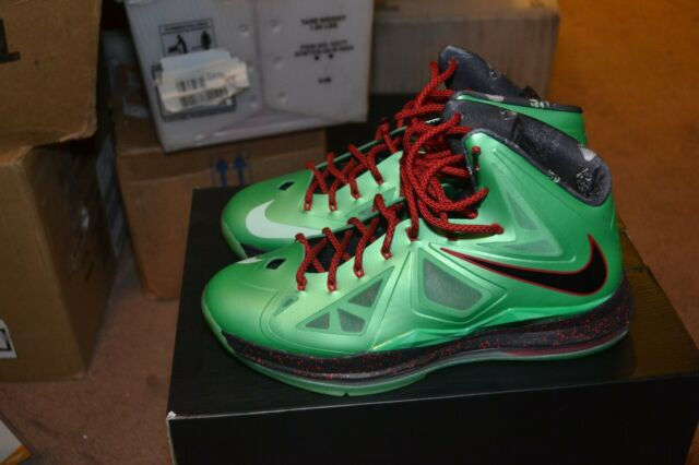 best authentic e04dc 2db67 Frequently bought together. NIKE Lebron X JADE ...