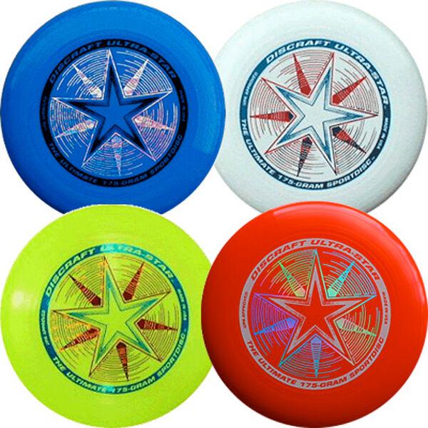 175g Ultimate Frisbee Discraft 20 pezzi Misto
