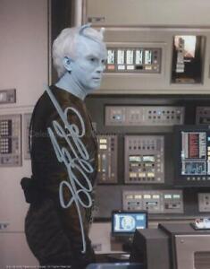 JEFFREY-COMBS-as-Commander-Shran-Star-Trek-Enterprise-GENUINE-AUTOGRAPH