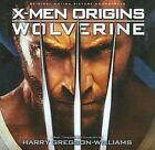 X-Men Origins: Wolverine [Original Motion Picture Soundtrack] by Harry Gregson-Williams (CD, Apr-2009, Varèse Sarabande (USA))