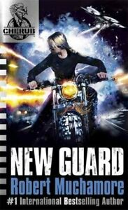 New-Guard-Book-17-by-Robert-Muchamore-9781444914146-Brand-New
