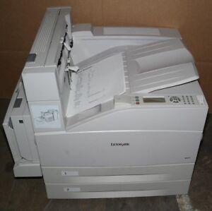 Lexmark W850 Printer Windows 7
