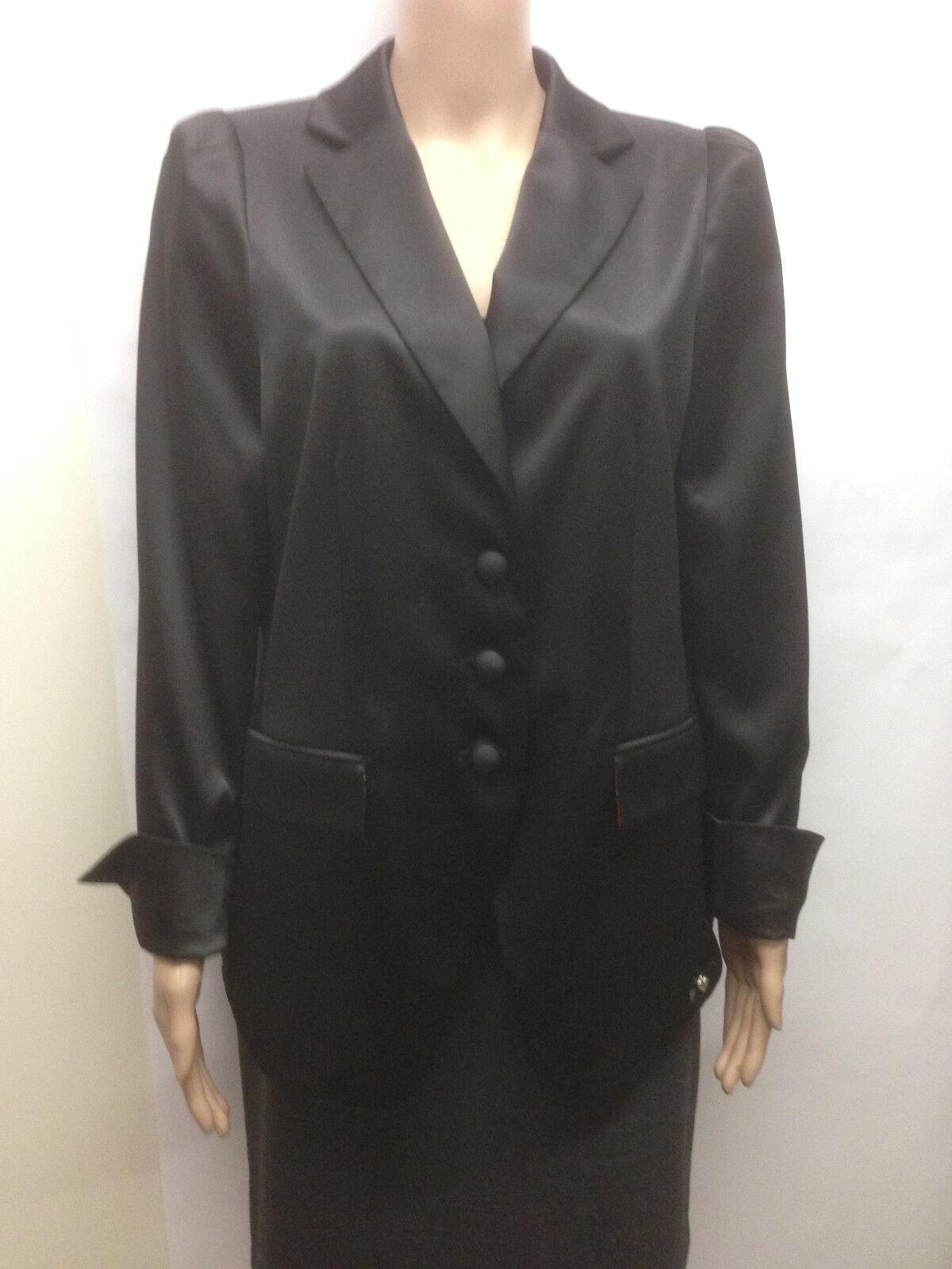 Designer Blazer  Lola Paltinger Paltinger Paltinger Couture   Schwarz - Festlich  Gr. 42  NEU | Günstige  | Mama kaufte ein bequemes, Baby ist glücklich  4ee1dd