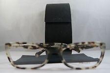 Prada VPR 15P-A UAO-1O1 White Havana New Authentic Eyeglasses 55mm w/Case
