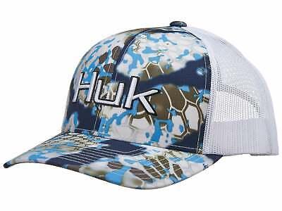 Huk Kryptek Current Angler Sport Trucker Hat H3000245 Choose Color