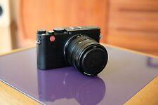 Leica X Vario 18430 16.2MP Digital Camera - Black