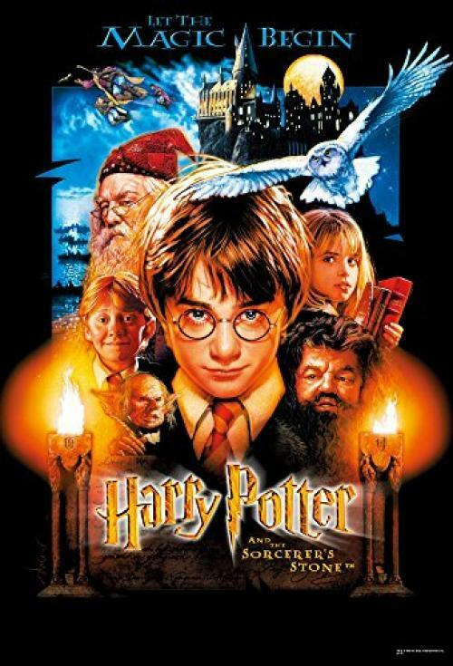 Beverly 1000 Pieces Jigsaw Puzzle Harry Potter - Let The Magic Begin (49x72cm)