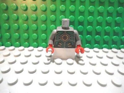 Lego mini figure 1 Aquazone Stingray upper torso body city town #1
