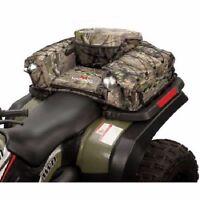 Coleman Atv Rear Padded Bottom Bag Storage Seat 3 Compartments Bike 4 Wheeler
