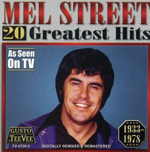 Mel Street - 20 Greatest Hits [New CD]