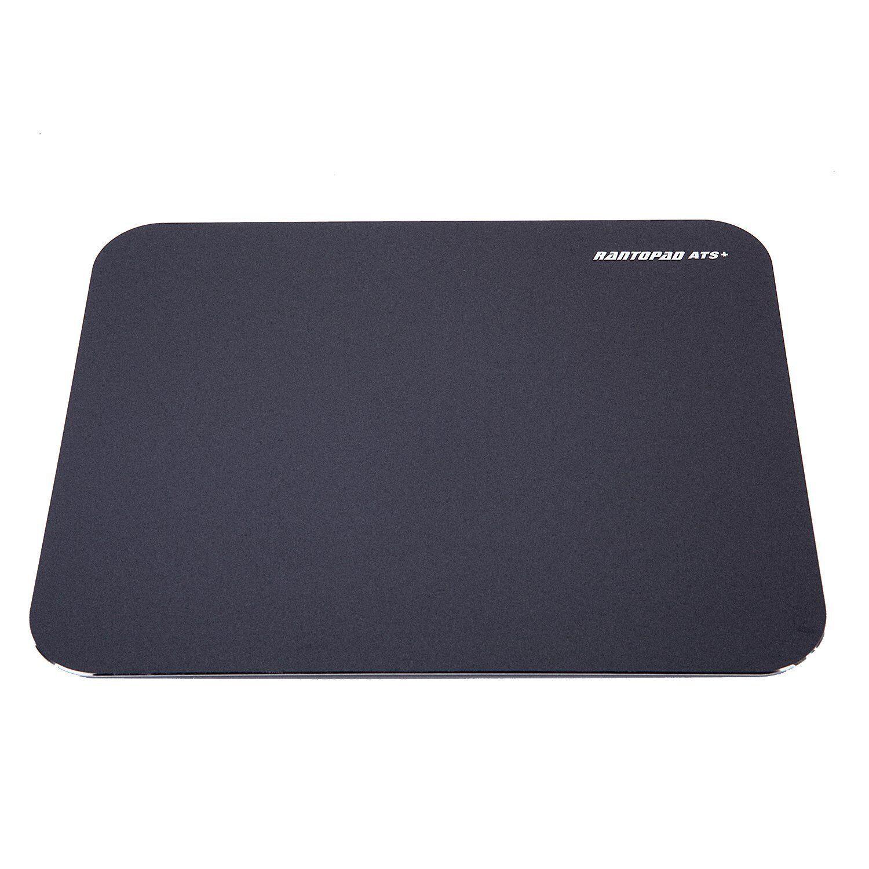 Rantopad ATS Ultra Aluminium Alloy Frosted Gaming Mouse Mat Pad 280*220*2mm