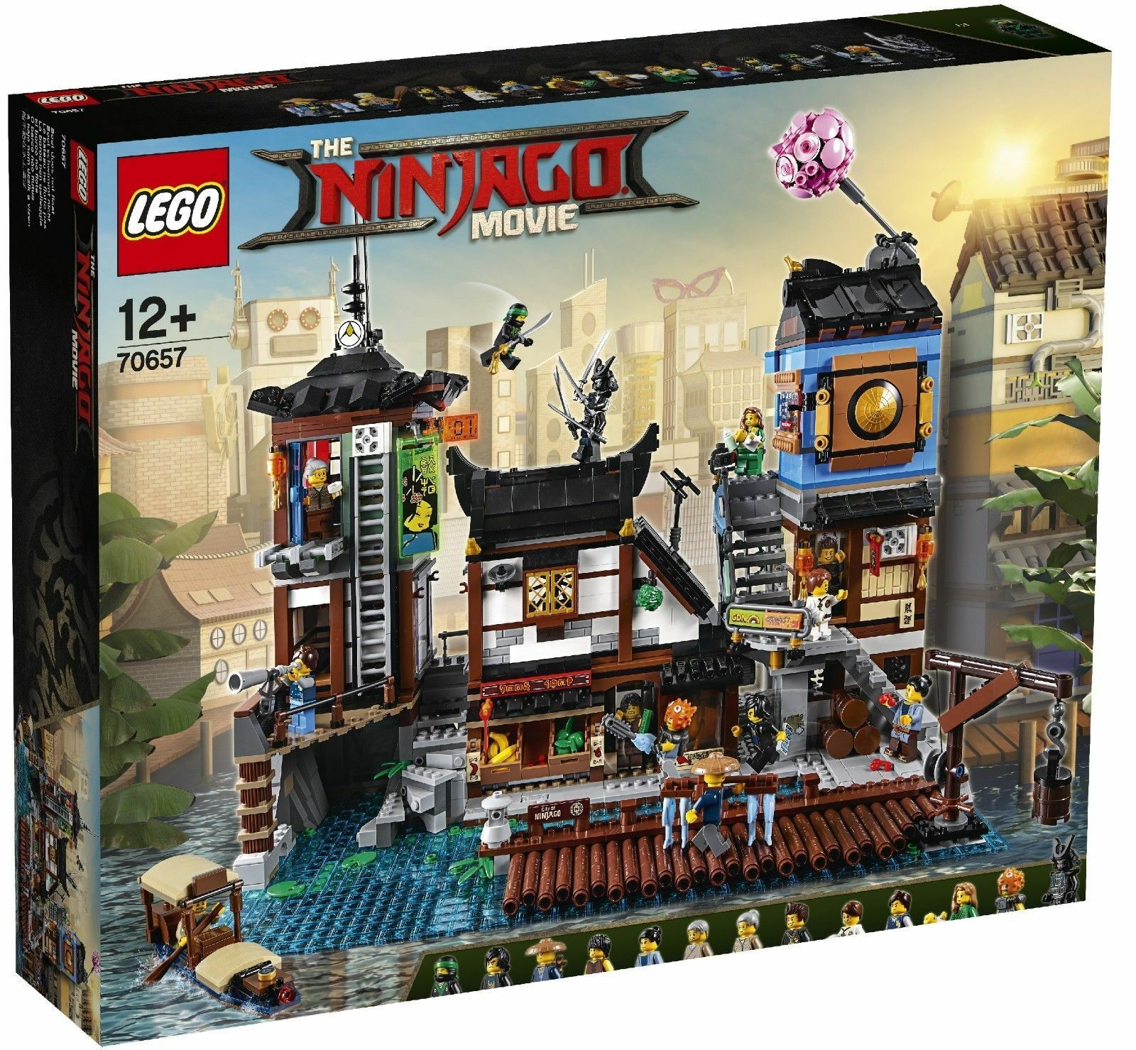 THE LEGO® NINJAGO® MOVIE™ 70657