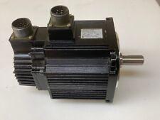 Yaskawa Sgmg 09asab Ac Servo Motor Used 850w 500rpm 539nm 71a Shaft Dia 19mm
