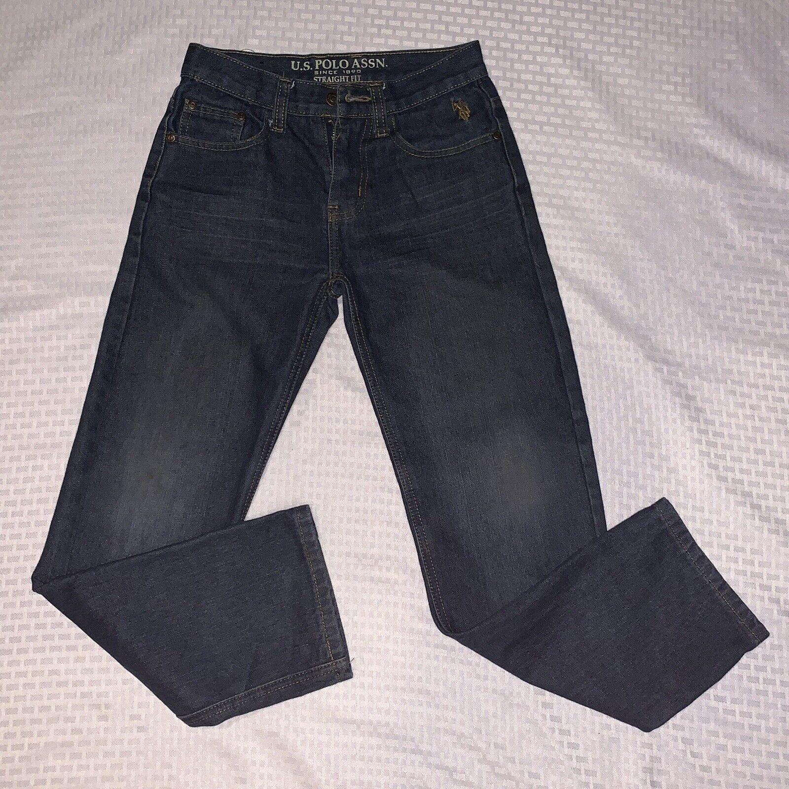 Polo Ralph Lauren Straight leg bluee Denim  Jeans, Womens Size 10