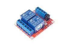 SMAKN DC 12v 2ch 2 Channel Isolated Optocoupler High Low Level