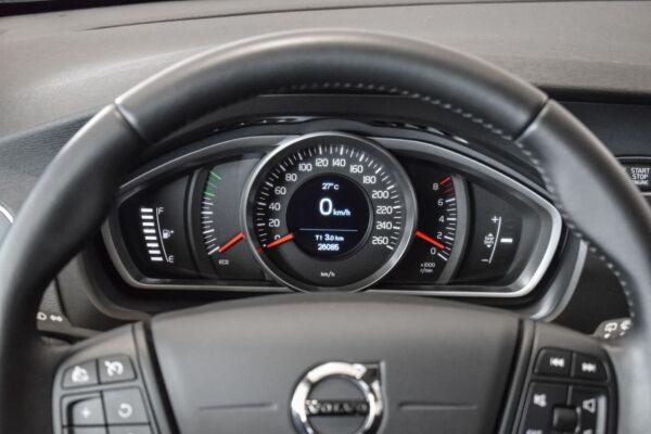 Volvo V40 2,0 T3 152 Kinetic billede 9