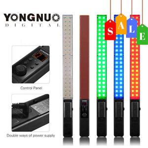Yongnuo-YN360-Handheld-LED-Video-RGB-Light-Wireless-3200K-5500K-Stick-Camere-DV