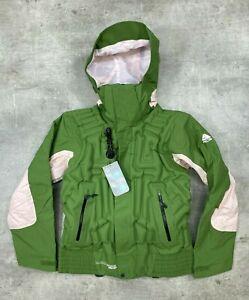 Nike ACG Gore-tex Inflatable Ski Jacket Green -  XS
