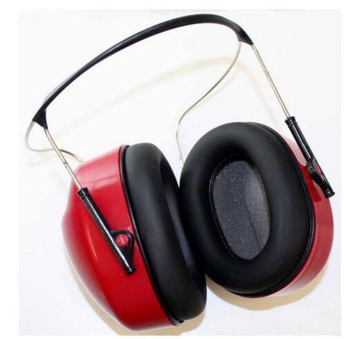 HAWK ER4 Adjustable Metal Headband Noise Protection Ear Muff PVC ear cushion