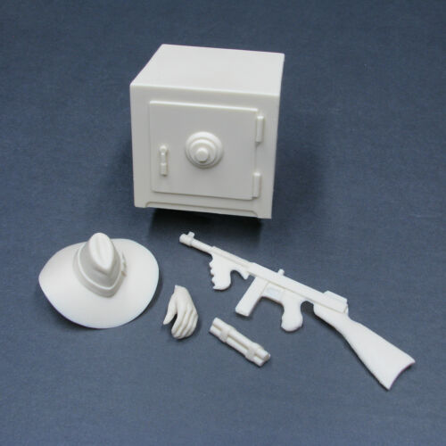 LF30 Jimmy Flintstone Machine Gun Mama resin figurine