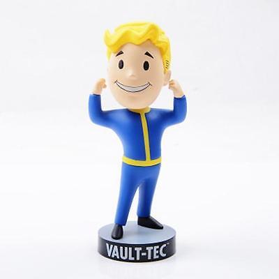 "5"" Fallout 4 Vault Boy Figure Tech 111 Bobbleheads Set Action Figure Model Kits"