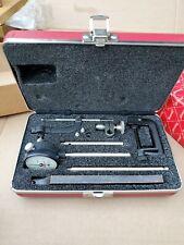 Starrett No 645 645a5z Dial Test Indicator Set Excellent