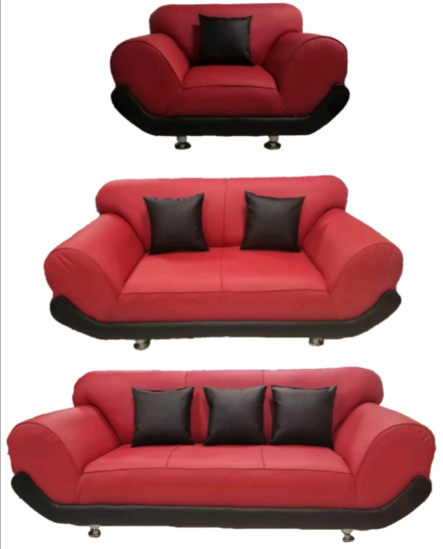 New 6 seater couches